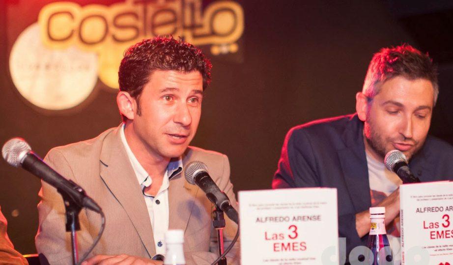 Alfredo Arense y Frank Blanco